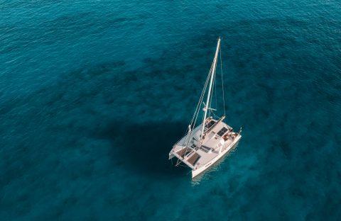 Voyage en catamaran
