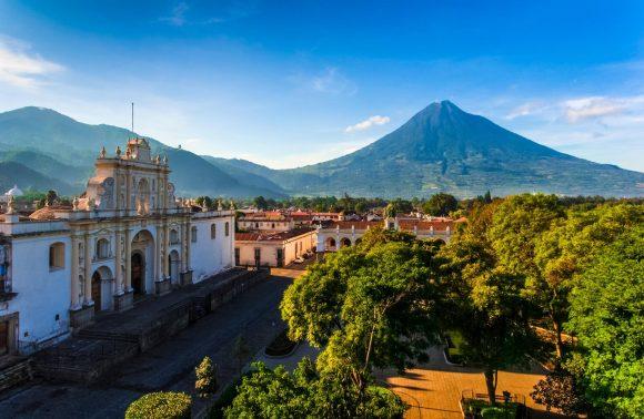 UNE ESCAPADE ROMANTIQUE AU GUATEMALA