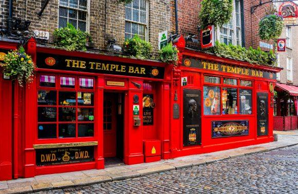 IRLANDE : WEEKEND DUBLIN
