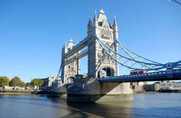 ANGLETERRE : WEEKEND A LONDRES