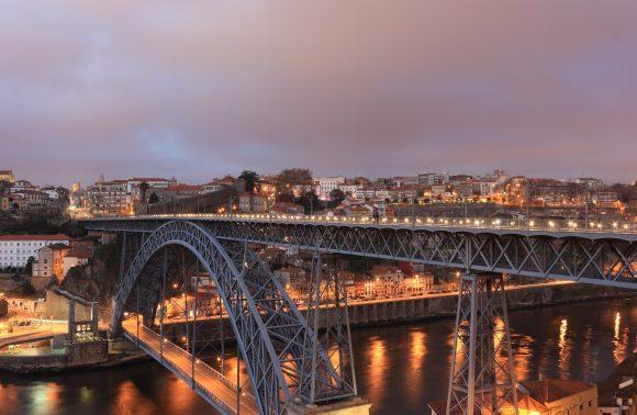 PORTUGAL : WEEKEND A PORTO