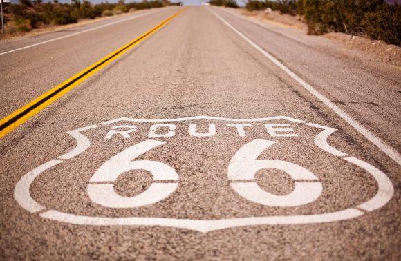 ROUTE 66 EN LIBERTE