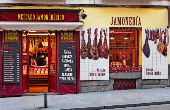 ESPAGNE : WEEKEND A MADRID
