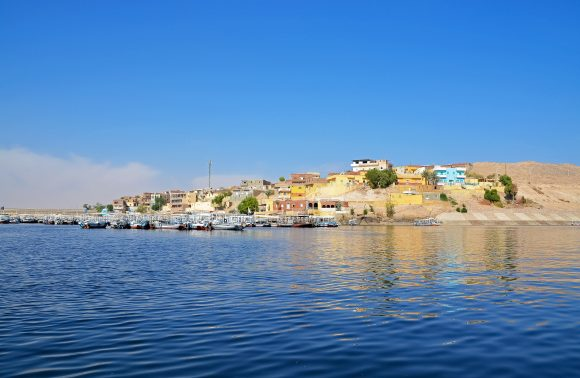 EGYPTE AU FIL DE L'EAU