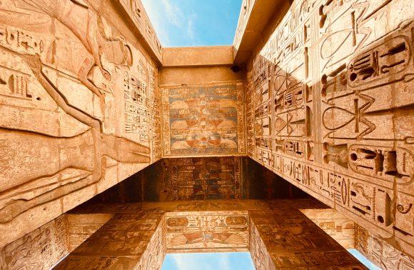 EGYPTE CROISIERE DAHABEYA